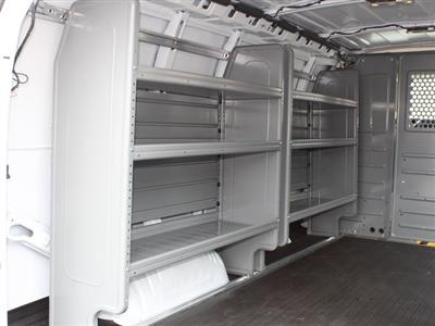 2020 Express 2500 4x2, Adrian Steel Commercial Shelving Upfitted Cargo Van #20C72T - photo 30