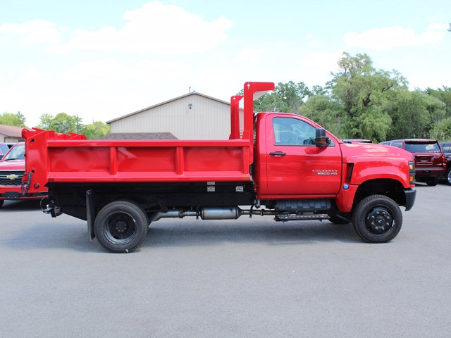 2020 Chevrolet Silverado 6500 Regular Cab DRW 4x4, Cab Chassis #20C77T - photo 10