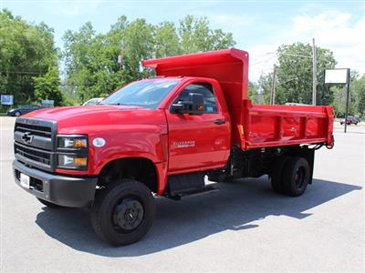 2020 Chevrolet Silverado 6500 Regular Cab DRW 4x4, Cab Chassis #20C77T - photo 4