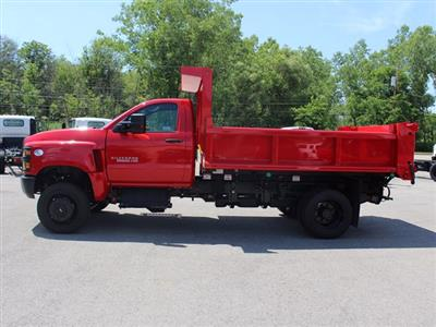 2020 Chevrolet Silverado 6500 Regular Cab DRW 4x4, Cab Chassis #20C77T - photo 5