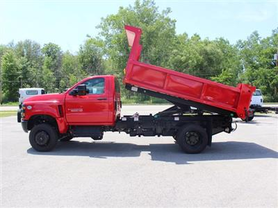 2020 Chevrolet Silverado 6500 Regular Cab DRW 4x4, Cab Chassis #20C77T - photo 6
