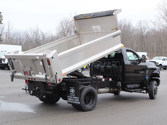 2020 Silverado 6500 Regular Cab DRW 4x4, Air-Flo Pro-Class Dump Body #20C78T - photo 12