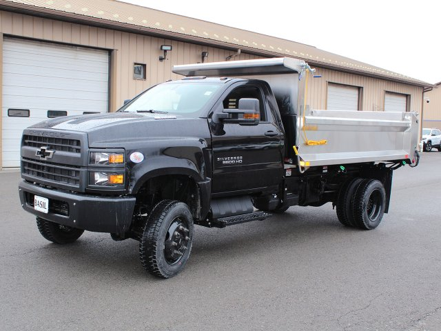 2020 Silverado 6500 Regular Cab DRW 4x4, Air-Flo Pro-Class Dump Body #20C78T - photo 5