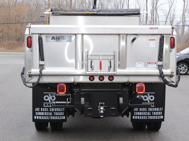 2020 Silverado 6500 Regular Cab DRW 4x4, Air-Flo Pro-Class Dump Body #20C78T - photo 6