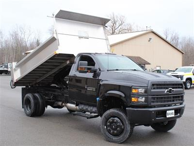 2020 Silverado 6500 Regular Cab DRW 4x4, Air-Flo Pro-Class Dump Body #20C78T - photo 11