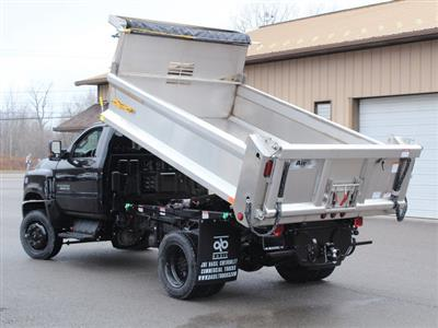 2020 Silverado 6500 Regular Cab DRW 4x4, Air-Flo Pro-Class Dump Body #20C78T - photo 13