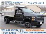 2020 Silverado 6500 Regular Cab DRW 4x4, Air-Flo Pro-Class Dump Body #20C78T - photo 1