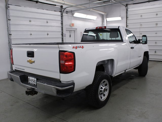 2016 Silverado 3500 Regular Cab 4x4, Pickup #20C88TU - photo 1