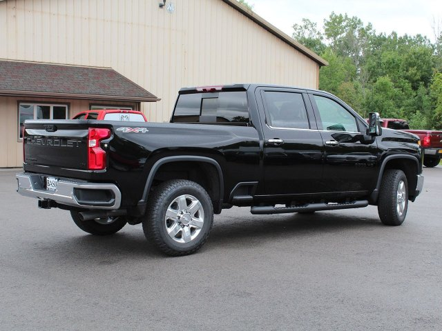 2020 Silverado 2500 Crew Cab 4x4,  Pickup #20C8T - photo 1