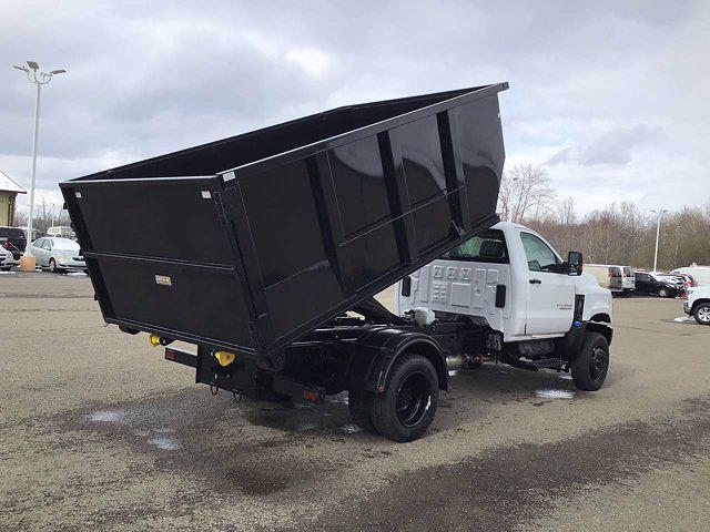 2021 Chevrolet Silverado 6500 Regular Cab DRW 4x4, Switch N Go Drop Box Hooklift Body #21C103T - photo 26