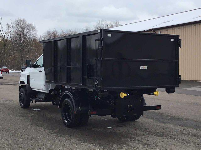 2021 Chevrolet Silverado 6500 Regular Cab DRW 4x4, Switch N Go Drop Box Hooklift Body #21C103T - photo 9