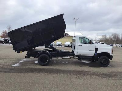 2021 Chevrolet Silverado 6500 Regular Cab DRW 4x4, Switch N Go Drop Box Hooklift Body #21C103T - photo 27