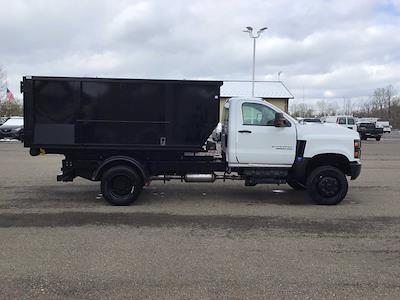 2021 Chevrolet Silverado 6500 Regular Cab DRW 4x4, Switch N Go Drop Box Hooklift Body #21C103T - photo 6