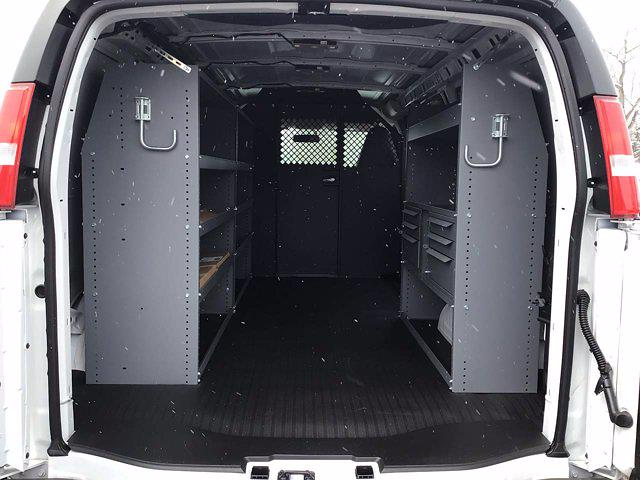 2021 Chevrolet Express 2500 4x2, Masterack Upfitted Cargo Van #21C107TD - photo 1