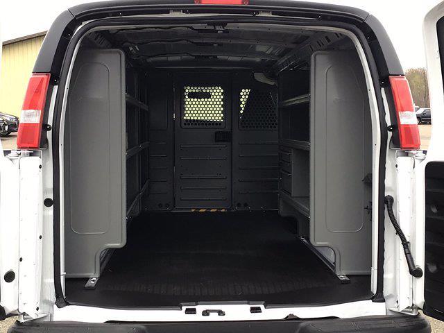 2021 Chevrolet Express 2500 4x2, Adrian Steel Upfitted Cargo Van #21C117T - photo 1