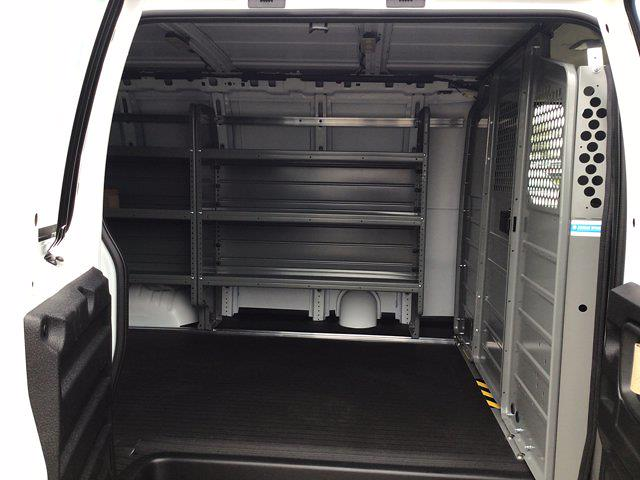 2021 Chevrolet Express 2500 4x2, Adrian Steel Commercial Shelving Upfitted Cargo Van #21C117T - photo 20