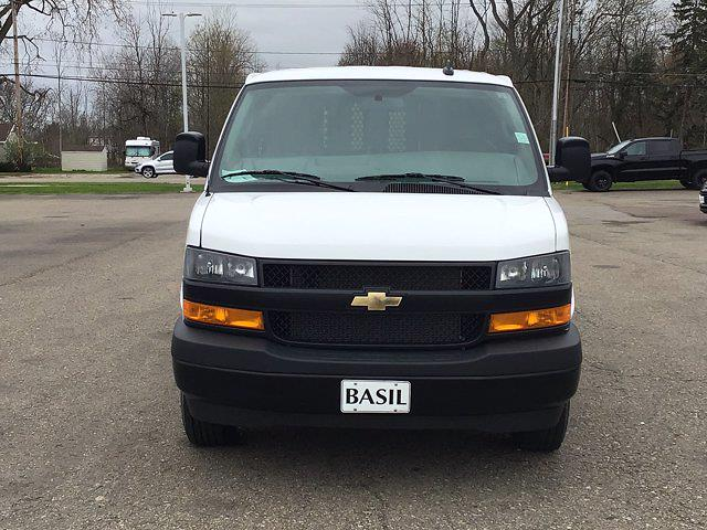 2021 Chevrolet Express 2500 4x2, Adrian Steel Commercial Shelving Upfitted Cargo Van #21C117T - photo 4