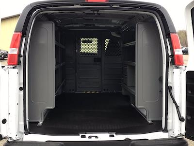 2021 Chevrolet Express 2500 4x2, Adrian Steel Commercial Shelving Upfitted Cargo Van #21C117T - photo 2