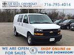 2021 Chevrolet Express 2500 4x2, Adrian Steel Commercial Shelving Upfitted Cargo Van #21C117T - photo 1