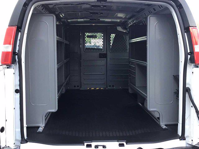 2021 Chevrolet Express 2500 4x2, Empty Cargo Van #21C118T - photo 1