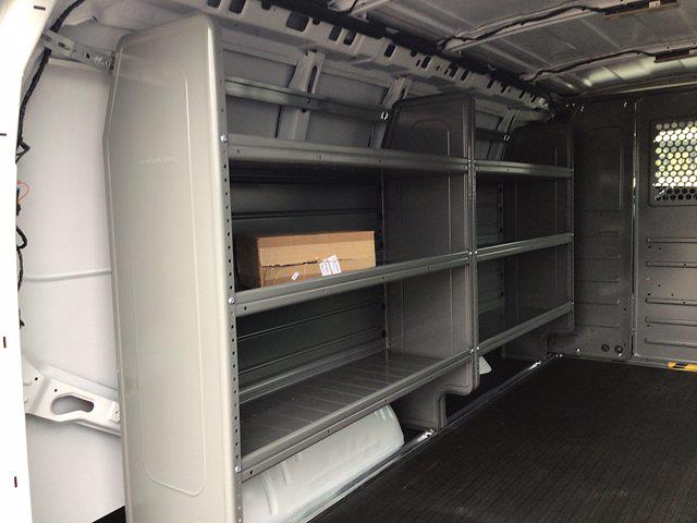 2021 Chevrolet Express 2500 4x2, Adrian Steel Commercial Shelving Upfitted Cargo Van #21C122T - photo 17