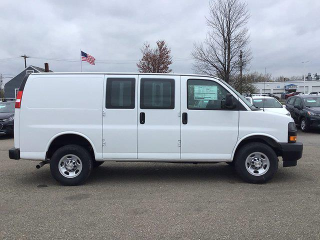 2021 Chevrolet Express 2500 4x2, Adrian Steel Commercial Shelving Upfitted Cargo Van #21C122T - photo 6