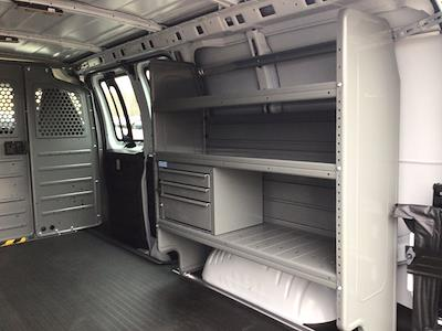 2021 Chevrolet Express 2500 4x2, Adrian Steel Commercial Shelving Upfitted Cargo Van #21C122T - photo 18