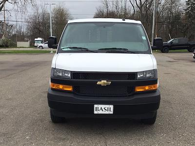 2021 Chevrolet Express 2500 4x2, Adrian Steel Commercial Shelving Upfitted Cargo Van #21C122T - photo 4