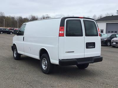 2021 Chevrolet Express 2500 4x2, Adrian Steel Commercial Shelving Upfitted Cargo Van #21C122T - photo 10