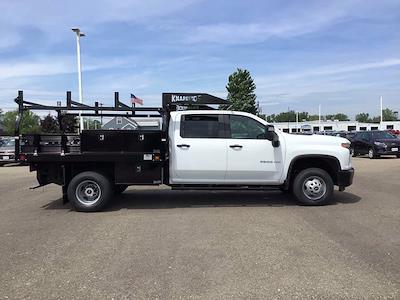 2021 Chevrolet Silverado 3500 Crew Cab AWD, Knapheide Contractor Body #21C126T - photo 6