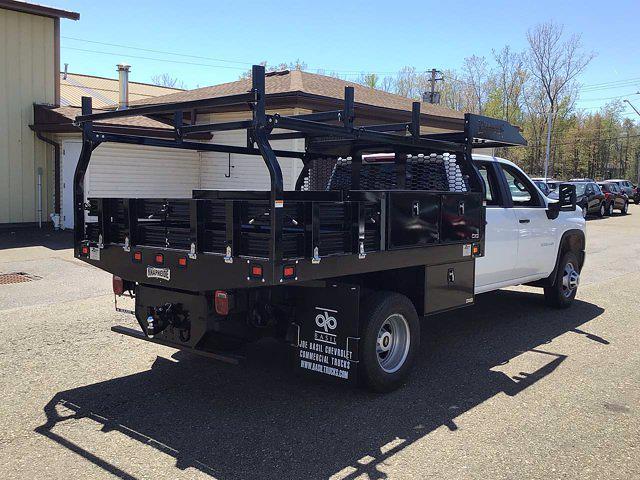 2021 Chevrolet Silverado 3500 Crew Cab AWD, Knapheide Contractor Body #21C131T - photo 1