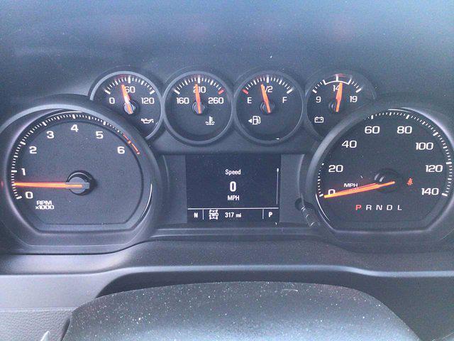 2021 Chevrolet Silverado 3500 Crew Cab AWD, Knapheide PGNB Gooseneck Platform Body #21C143T - photo 21
