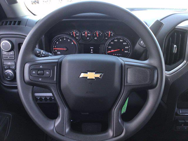 2021 Chevrolet Silverado 3500 Crew Cab AWD, Knapheide PGNB Gooseneck Platform Body #21C143T - photo 23