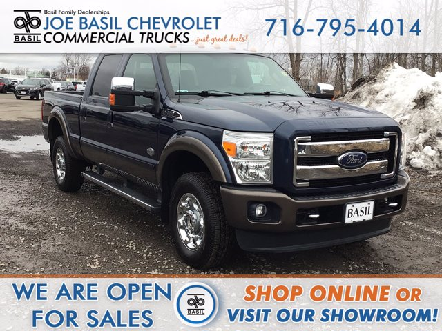 2015 Ford F-250 Crew Cab 4x4, Pickup #21C16TU - photo 1