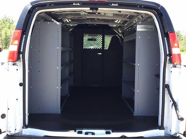 2021 Chevrolet Express 2500 4x2, Upfitted Cargo Van #21C172T - photo 1