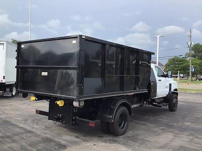 2021 Silverado 5500 Regular Cab DRW 4x4,  Switch N Go Drop Box Hooklift Body #21C195T - photo 2