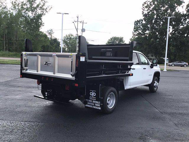 2021 Chevrolet Silverado 3500 Crew Cab AWD, Zoresco Equipment Dump Body #21C216TD - photo 1