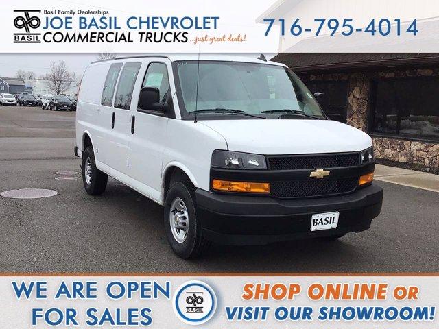 2021 Chevrolet Express 2500 4x2, Empty Cargo Van #21C37T - photo 1