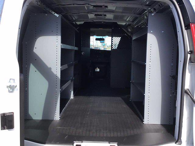 2021 Chevrolet Express 2500 4x2, Masterack Upfitted Cargo Van #21C51T - photo 1