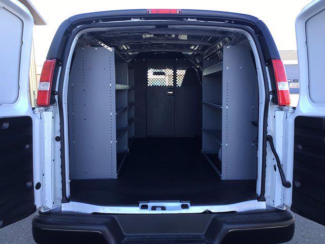 2021 Chevrolet Express 2500 4x2, Adrian Steel Upfitted Cargo Van #21C53T - photo 1