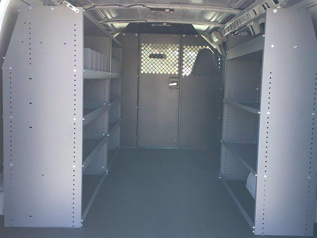 2021 Chevrolet Express 2500 4x2, Adrian Steel Upfitted Cargo Van #21C55T - photo 1