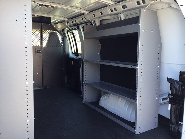 2021 Chevrolet Express 2500 4x2, Masterack General Service Upfitted Cargo Van #21C55T - photo 14