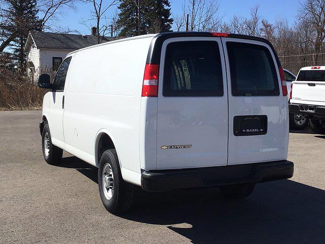 2021 Chevrolet Express 2500 4x2, Masterack General Service Upfitted Cargo Van #21C55T - photo 10