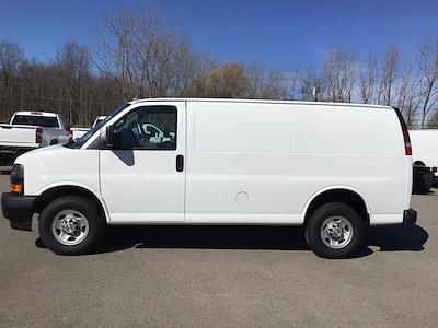 2021 Chevrolet Express 2500 4x2, Masterack General Service Upfitted Cargo Van #21C55T - photo 11