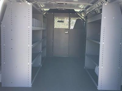 2021 Chevrolet Express 2500 4x2, Masterack General Service Upfitted Cargo Van #21C55T - photo 2