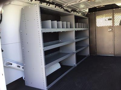 2021 Chevrolet Express 2500 4x2, Masterack General Service Upfitted Cargo Van #21C55T - photo 15