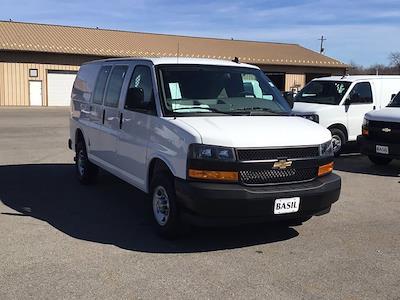 2021 Chevrolet Express 2500 4x2, Masterack General Service Upfitted Cargo Van #21C55T - photo 29
