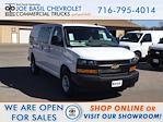 2021 Chevrolet Express 2500 4x2, Masterack General Service Upfitted Cargo Van #21C55T - photo 1