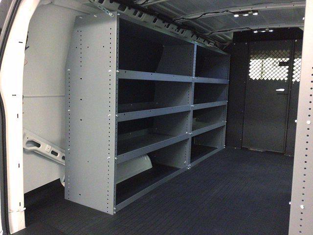 2021 Chevrolet Express 2500 4x2, Masterack General Service Upfitted Cargo Van #21C56T - photo 17