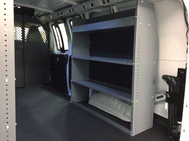 2021 Chevrolet Express 2500 4x2, Masterack General Service Upfitted Cargo Van #21C56T - photo 18